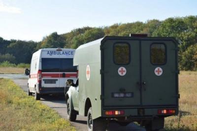 Трьох військових поранено у зоні дії ООС в неділю