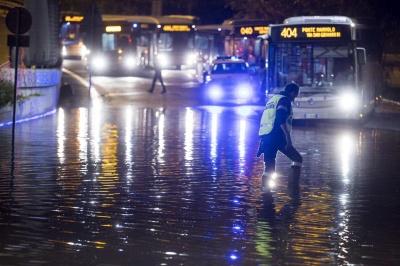 Італія та Іспанія потерпають від повені
