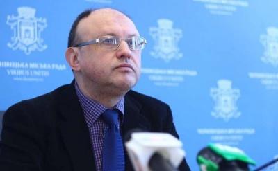 Керівник освіти Чернівців, якого Продан хотів звільнити, пішов на лікарняний
