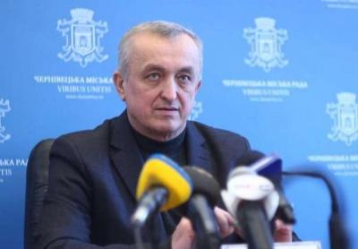 Продан звільнив керівника «Чернівціводоканалу»