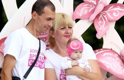 Волонтерам вдалося зібрати необхідну суму на лікування Єви Іленчук зі Сторожинця