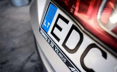 Коли використання автівок з «євробляхами» не є порушенням: Верховний суд роз'яснив