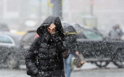 Штормове попередження. На Буковину насуваються дощі з мокрим снігом