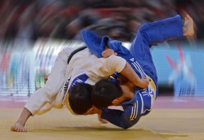 На Буковині чемпіонат дзюдоїстів був дуже масовим