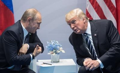Путін запропонував Трампу провести зустріч у Парижі