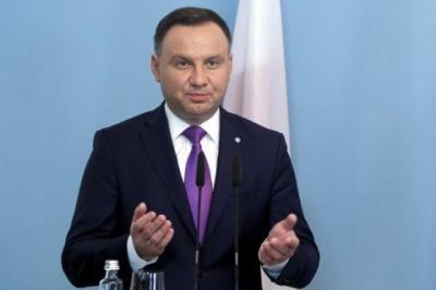 """Президент Польщі закликав Німеччину відмовитися від будівництва """"Північного потоку-2"""""""