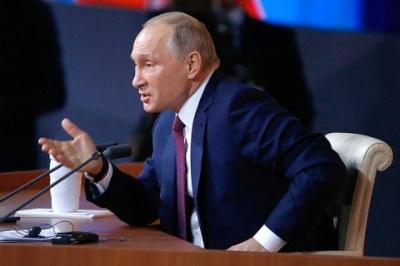 Путін погрожує новим витком гонки озброєнь
