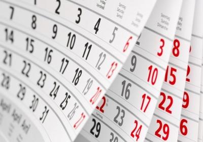 Вихідні у грудні 2018: які робочі дні переносяться на суботу
