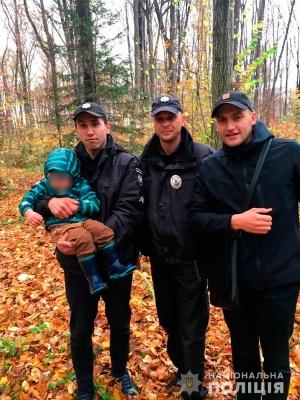 «Знайшли за півтора кілометри»: у поліції розповіли деталі зникнення дитини в лісі на Буковині