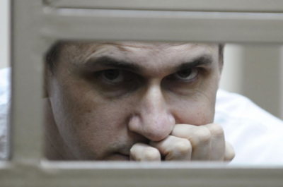 Політв'язень Кремля Сенцов став лауреатом премії Сахарова