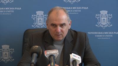 Скандал з управителями: у мерії Чернівців заперечили заяву Каспрука