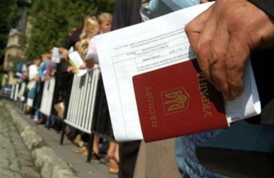 Українці лідирують за кількістю виданих в ЄС дозволів на проживання