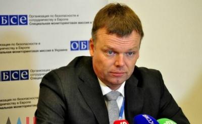 В ОБСЄ досі не побачили прямих доказів російського втручання на Донбасі