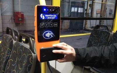 У Києві з 1 листопада запустять електронний квиток у тестовому режимі