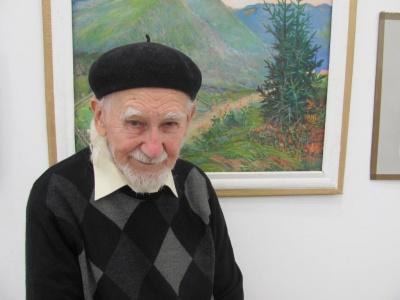 Перемалював усі верби в Коровії: у Чернівцях відкрили виставку художника Рудольфа Лекалова - фото