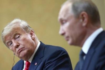 Трамп запросив Путіна на початку наступного року у відвідати Вашингтон