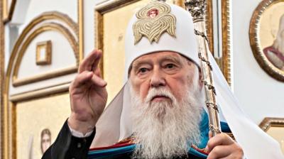 Філарет: Всі лаври перейдуть в українську церкву без всякого насилля