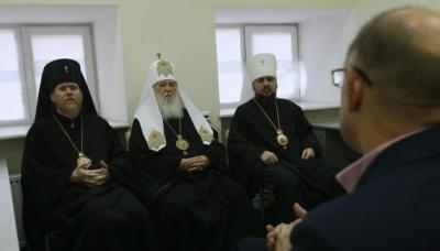 Філарет розповів, як називатиметься помісна церква в Україні
