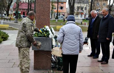 У Сторожинці відзначили день визволення України від німецько-фашистських загарбників