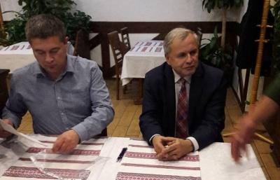 Рукшинська ОТГ підписала угоду про співпрацю із польською гміною Корчина