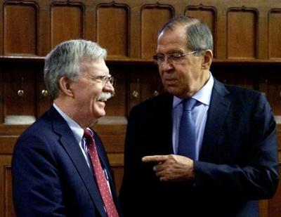 Лавров назвав причину виходу США з договору про РСМД