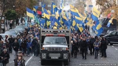 Кількасот людей у Києві вимагали виборчої реформи