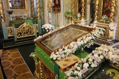 До Чернівців прибула чудотворна ікона Божої Матері Холмської - фото
