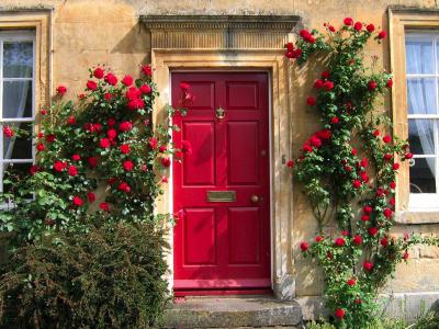 Червоні двері та фрукти: які речі здатні притягнути удачу у ваш будинок