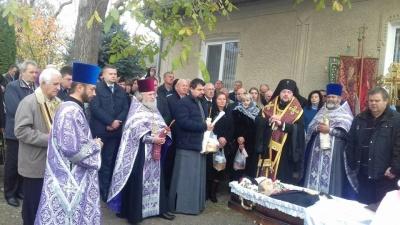 На Буковині попрощалися із екс-головою Кіцманської РДА - фото