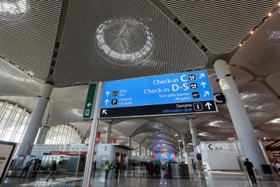У Стамбулі відкрили аеропорт, який стане найбільшим у світі