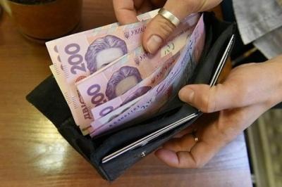 В Уряді кажуть, що середня зарплата перевищила 9 тисяч гривень