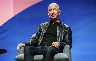 Засновник Amazon за два дні втратив майже 20 мільярдів доларів