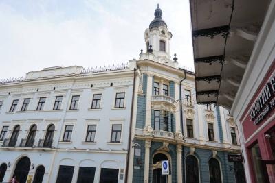 Приміщення Нацбанку в центрі Чернівців хочуть передати у власність громади міста