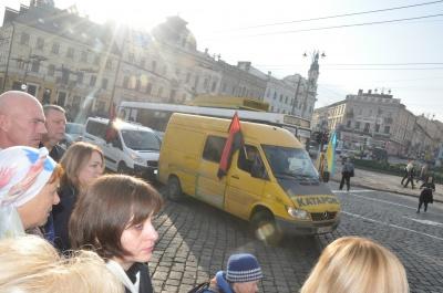 Чернівці попрощались із Дмитром Дарієм, який загинув на фронті - фото