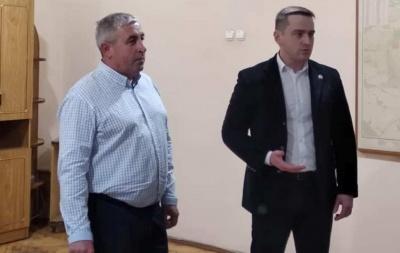 Бешлей і Чинуш представили нового керівника водоканалу