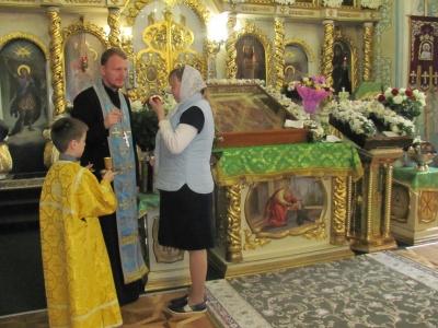 У Чернівцях перебуває Холмська ікона Божої Матері: кого вона зцілює