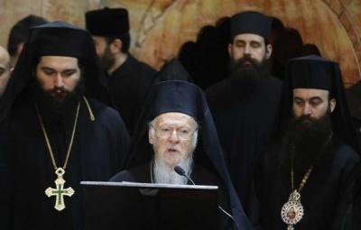 Константинопольський патріархат: В Україні фактично більше немає УПЦ МП