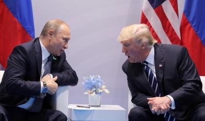 У Кремлі анонсували зустріч Путіна та Трампа на саміті G20