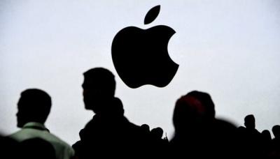 Акції Apple впали на 7%. Компанія втратила 70 мільярдів капіталізації