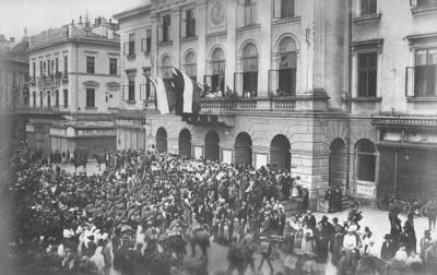 Як сьогодні відзначатимуть 100-річчя Буковинського віча