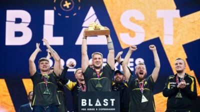 Українська команда NAVI перемогла на міжнародному турнірі з Counter-Strike