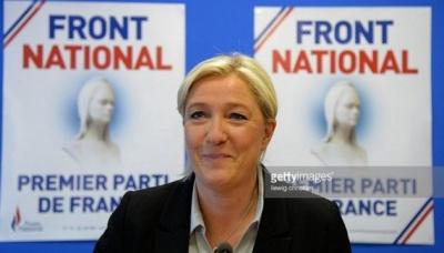 У Франції напередодні виборів до Європарламенту лідирує партія Ле Пен