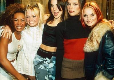 Легендарні Spice Girls вирішили повернутися на сцену