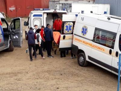 Напад на журналістів і пожежа в центрі Чернівців. Головні новини 4 листопада