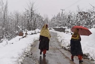 Індію засипало снігом вперше за 10 років