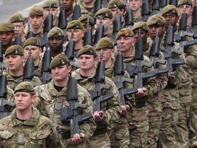 Велика Британія планує дозволити іноземцям служити в армії