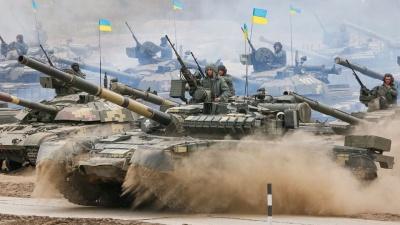 ЗСУ увійшли до ТОП-10 найпотужніших армій Європи