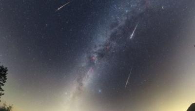 Українці у листопаді зможуть двічі спостерігати метеоритний дощ