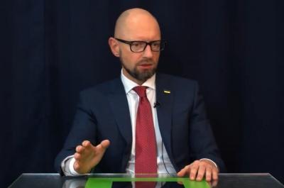 Яценюк різко відгукнувся про депутатів, які відправили Каспрука у відставку