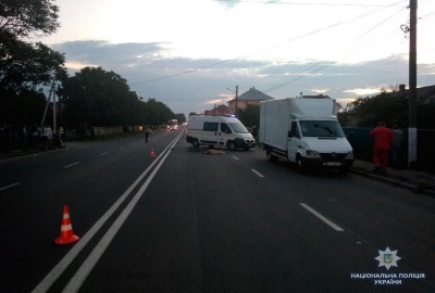 На Буковині засудили водія фургону, який в Мамаївцях збив на смерть велосипедиста